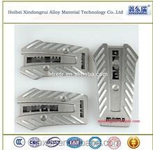 Customized aluminum brake pedal_OEM_CNC
