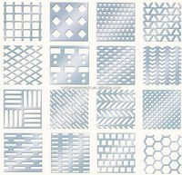 high quality galvanized perforated metal sheet/Perforated metal sheets & plates