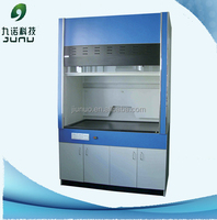 Steel laboratory fume hood fume exhaust system for cosmetic industry