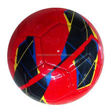 acceptable Promotional fashion cheap pvc soccer ball