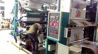 6 Colors Flexo Printing Machine Wenzhou Leading Professional Of Printing Machine export to Europe, USA,North America ,UAE