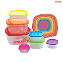 14pc food storage container