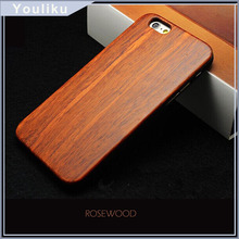 natural bamboo wooden mobile phone cover for iphone 6 /for iphone plus case