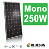 Bluesun High quality strong frame solar panels usa mono250W