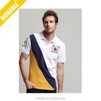 New Design Pique Polo T Shirt