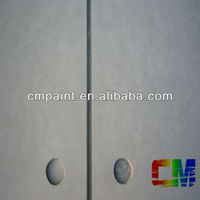 As-cast finish concrete coating