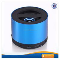 AWS283 Aluminium Handfree Portable SD USB Digital Powered Bluetooth Speaker Mini