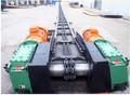 Subterráneo mina de carbón de la cadena raspador cinta transportadora