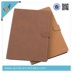 Hot selling Luxury retro leather case for iPad mini card slot leather case as Christmas gift