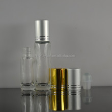 New Product 6ml Glass Round Bottle For Essential Oil E-liquid
