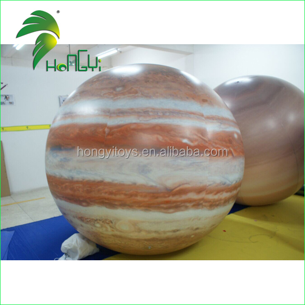 New Customized Planets Inflatable Balloon Helium Ballon For Germany 2