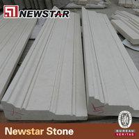 Stone skirting tile,sandstone skirting board cover,skirting board cover