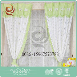 Professional manufacturer Soft Fashion finish curtain