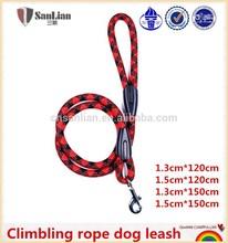 personalizado 2014 cuerda de escalada correas para perros
