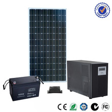 10KW solar panel system for home With On Grid Inverter