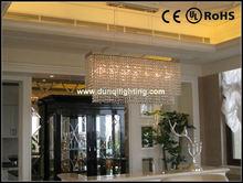 high-end crystal lighting