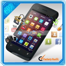 "4.0"" The Newest Touch Screen Mobile Phone Dual Core 1.2GHz Android 4.3 phone"