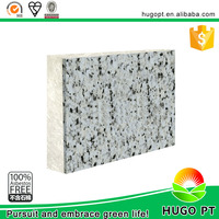 All-In-One System Silver Board Insulation With Decorative Stone Surface