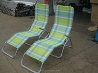 Steel Folding Beach Bed GXB-009