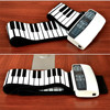 MIDI Roll Up Portable Electronic Keyboard Piano Soft Thick Padded 88 Keys Music