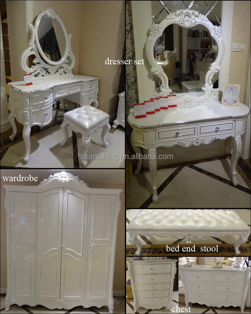 Kb019 alibaba français bedroom furniture set/italien classique ...