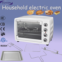 CZ35A white home portable convection oven electric