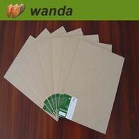 wholesale mdf wood, raw mdf and melamine sheet
