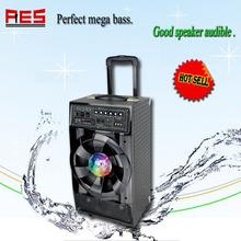 Superior AA Quality Hi-Fi Stereo TF SD Card AUX USB LED Light speaker system sea piano