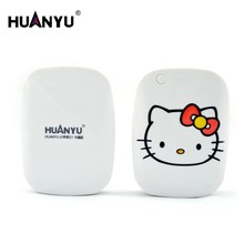 hello kitty picture power bank 6000mah