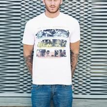 trendy destroyed hem unisex t shirt printing images
