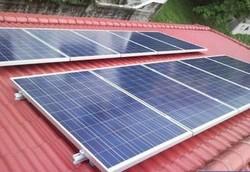 A grade 300w poly solar panel