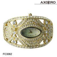 2014 Hot sale luxury full crystal ceramic vogue watch wristwatch!! new design ladies vogue wristwatch crystal watch!!