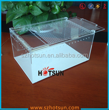 Acrylic Reptile Carriers