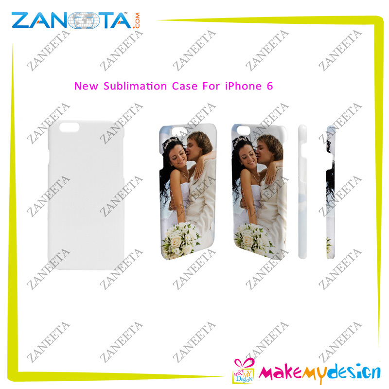 NEW ARRIVAL 3D Blank Sublimation Cell Phone Case For iPhone 6