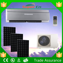 branded air conditioners ,24v 12000btu 100% cooling heating split Solar powered air conditioner
