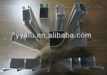 Aluminum sliding and casement window profiles for Nigeria market