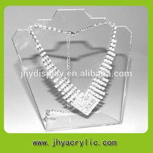 elegant jewelry display neck stands jewelry display neck stands/rotating jewelry display stand