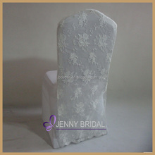 C037L china factory direct selling white lace dining room dining chair covers