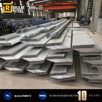Q345 Tianjin cold bended steel z purlins price