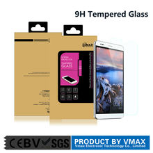 Mobile phone accessories factory in China for Huawei Mediapad X2 tempered glass screen protector