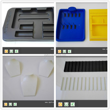 Produce Plastic Compartment Trays