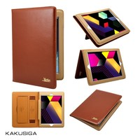 Luxury Genuine Leather Magnetic case for iPad Flip Cover
