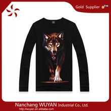 wholesale 3d t-shirt perfect custom sublimation printing t-shirt