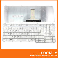 New Laptop Keyboard For Toshiba L350 L355 L500 L505 L550 L555 P200 P205 P300 P305 X205 Series Laptop SP Layout MP-06876E0-9303
