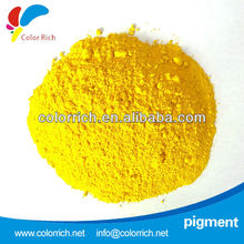 pigment yellow 55 glow in the dark pigment with high quality