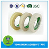 Colorful masking tape with high temperature