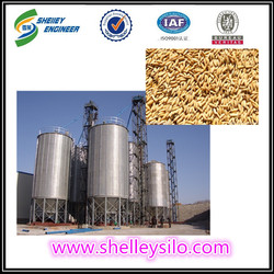 Small used food silos cost for 500t