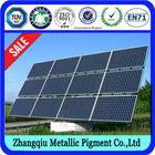 venda quente pigmento de alumínio para a célula solar de pigmentos de tinta