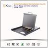 Kinan LC1932 convenient 32 port ethernet LCD kvm switch