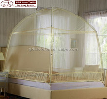 Romantic bedroom girls mosquito net pop up bed net mosquito for bedding